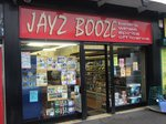 Jayz Booze by Impact signs Ossett