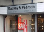 Mackay & Pearson by Impact Signs Ossett