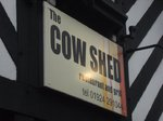 The Cow Shed by Impact signs Ossett