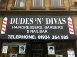 Dudes 'n' Divas by Impact Signs Ossett