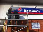 Dominos Pizza by Impact Signs Ossett