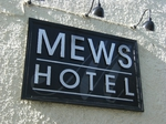 Mews Hotel by Impact signs Ossett
