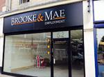 Brooke & Mae by Impact signs Ossett