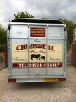 Horse Box by Impact Signs Ossett