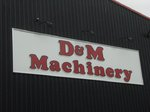 D & M Machinery by Impact signs Ossett