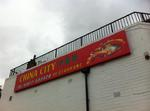 China City sign by Impact signs Ossett
