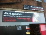 Autogear sign by Impact signs Ossett