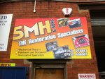 SMH sign by Impact signs Ossett