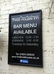 Three Houses sign by Impact signs Ossett
