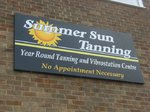 Tanning shop by Impact signs Ossett